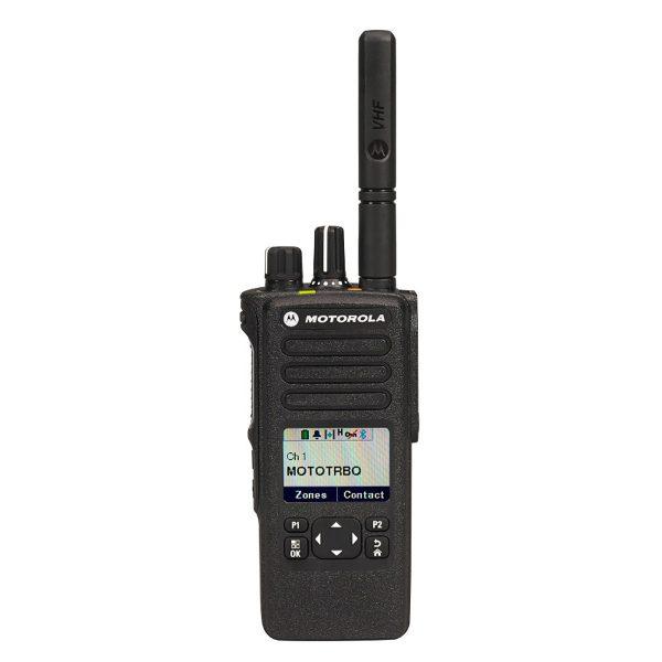Motorola DP4600 Two Way Radio