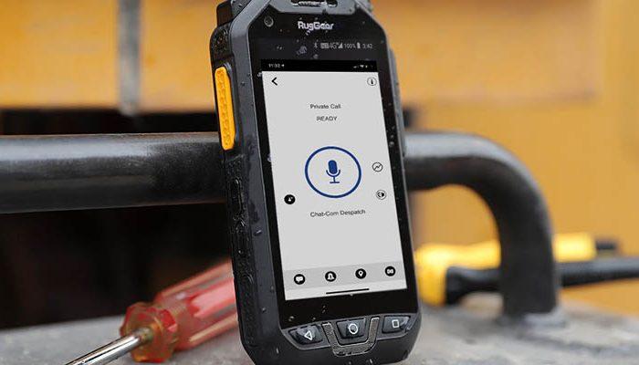 RugGear rugged radio comms