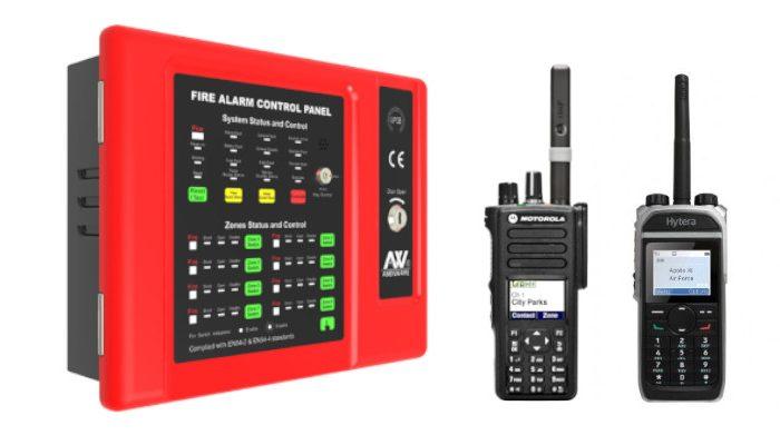 Fire panel Radio Link