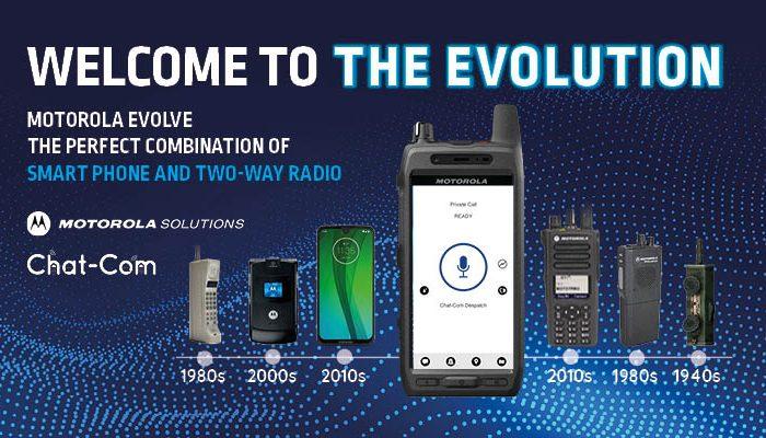 Motorola Evolve